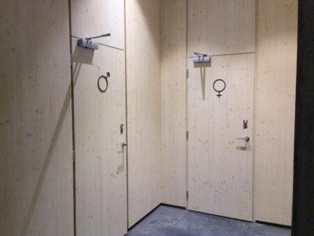 obklad a dveře