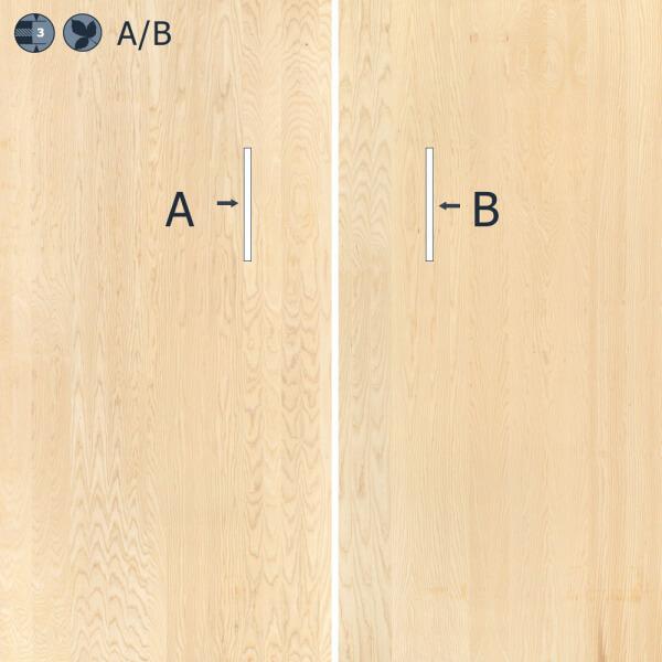Biodeska JASAN 20 mm A/B eko 2500x1250, 10 % (±3 %) - SWP/2 (interér/exteriér) - Matili EKO Rakousko Biodeska, Matili EKO