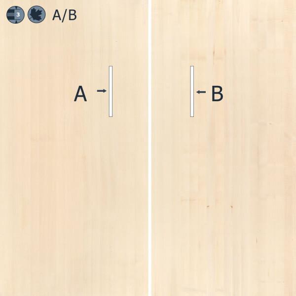 Biodeska JAVOR 20 mm A/B eko 2500x1250, 10 % (±3 %) - SWP/2 (interér/exteriér) - Matili EKO Rakousko Biodeska, Matili EKO